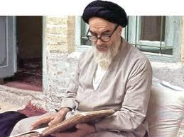امام خمینی(ره) پای سخنرانی چه کسی مینشست؟